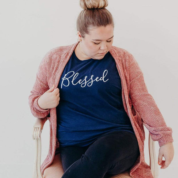 Blessed Classic Short Sleeve Shirt