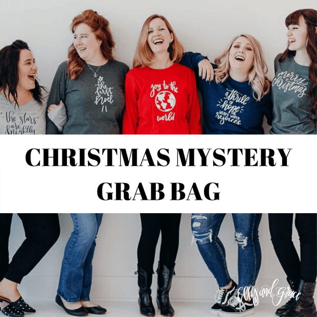 Christmas Mystery Grab Bag - UNISEX