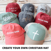 Create Your Own Christian Hat