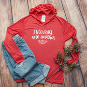 Encourage One Another T-Shirt Hoodie