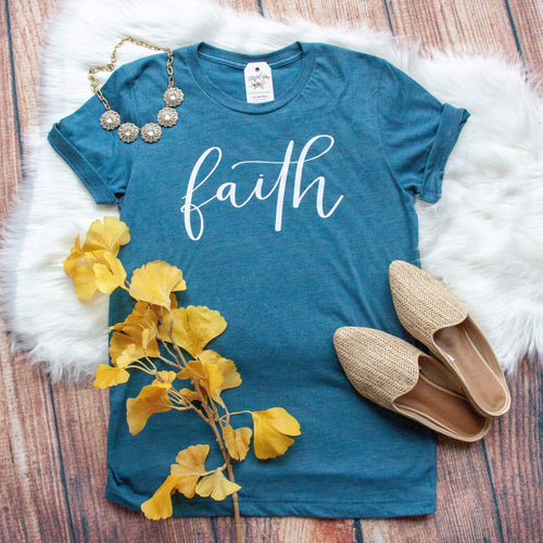 Faith Unisex Shirt