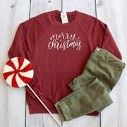 Merry Christmas Premium Fleece Pullover