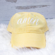 Amen Summer Pastel Cap