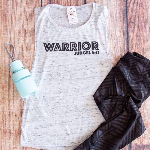 Warrior Muscle Tank