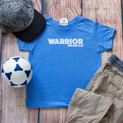 Warrior Unisex Toddler Shirt