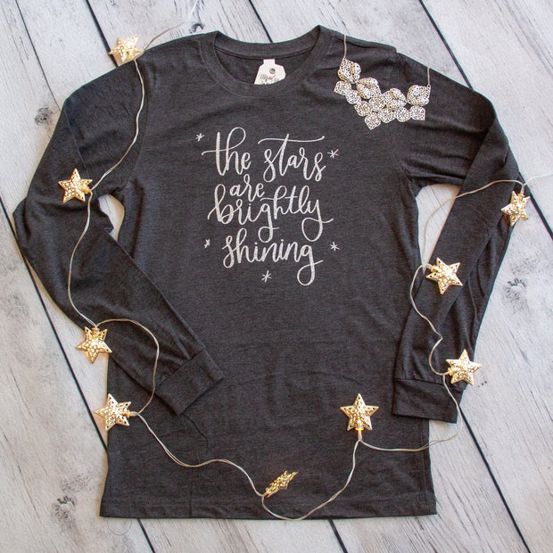 The Stars are Brightly Shining Crew Longsleeve