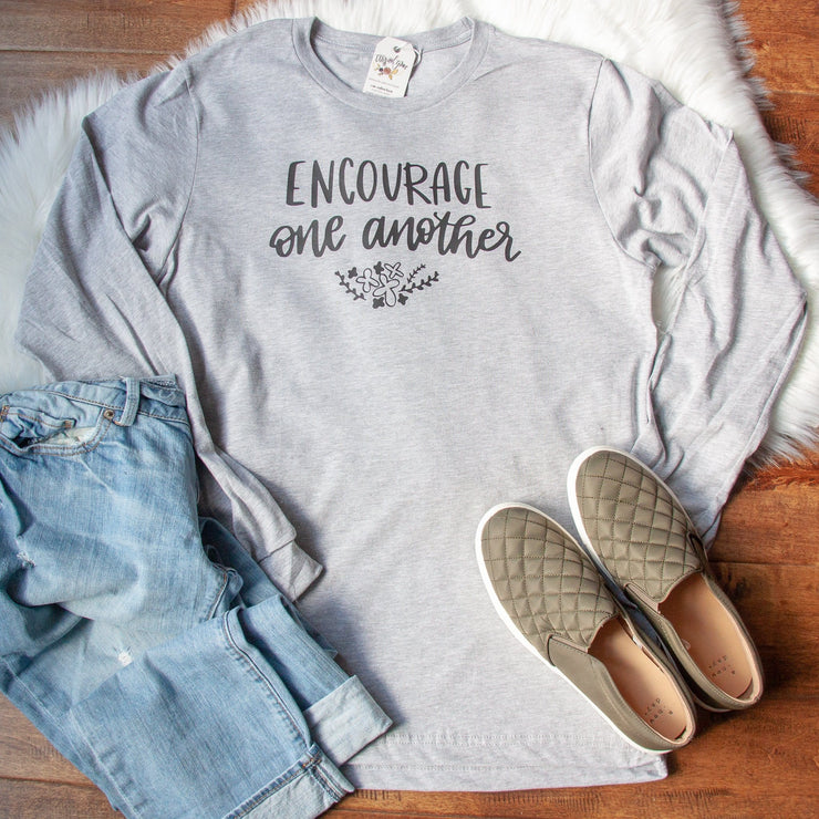 Encourage One Another Crew Longsleeve