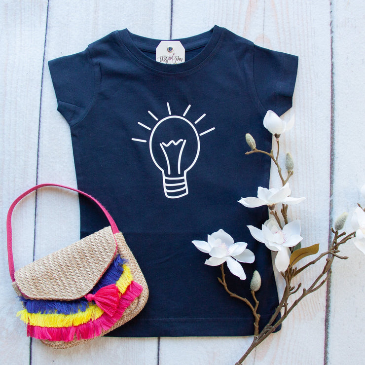 Light Toddler Girl Shirt