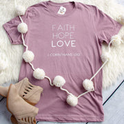 Faith Hope Love Unisex Shirt