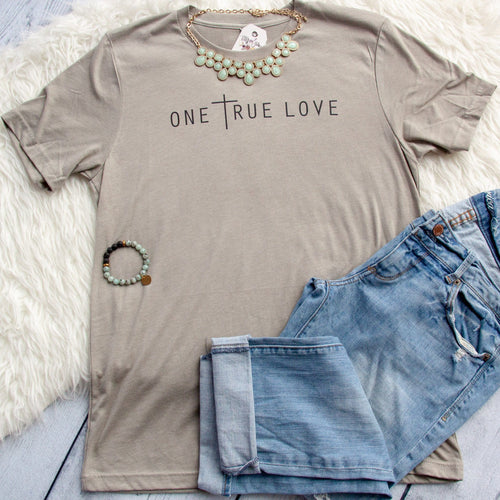 One True Love Unisex Shirt