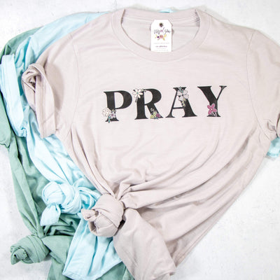 LIMITED EDITION - PRAY Unisex Shirt