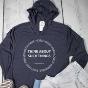 Think About Such Things T-Shirt Hoodie