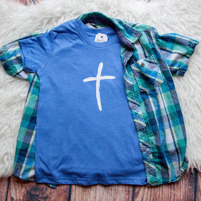 Cross Unisex Youth Shirt