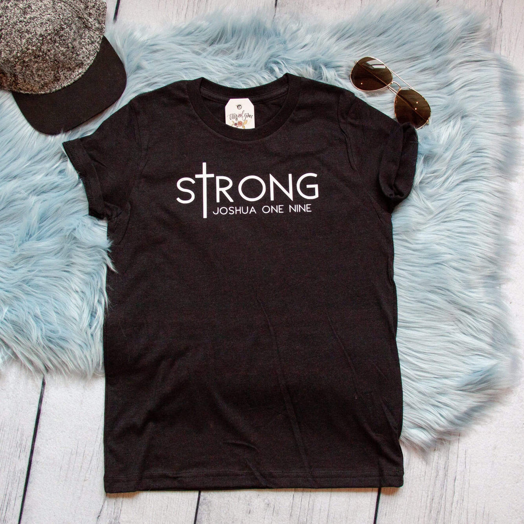 sTrong Unisex Youth Shirt