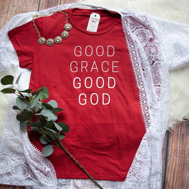 cb316451 Christian Shirts for Women | Faith Based Apparel - Elly and Grace ...