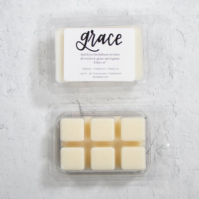GRACE Hand-Poured Soy Wax Melts