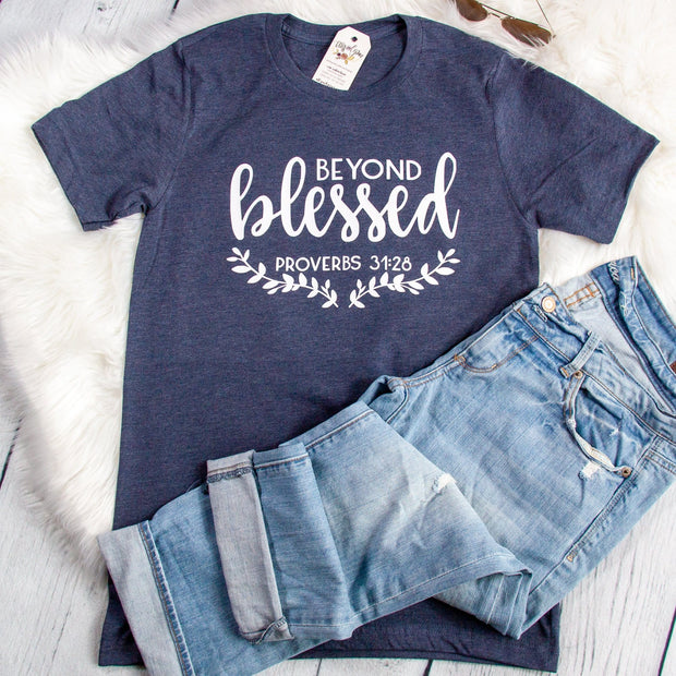 Beyond Blessed Unisex Shirt