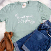 Count Your Blessings Unisex Shirt