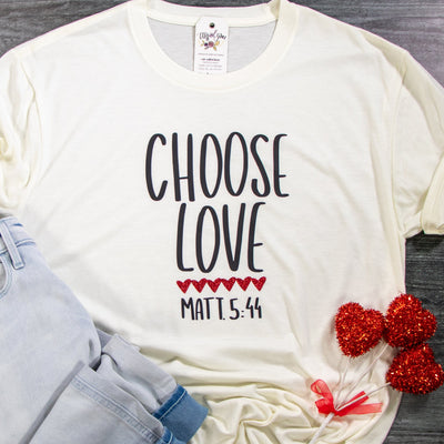 LIMITED EDITION Choose Love Unisex Shirt