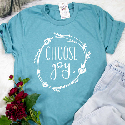 Choose Joy Unisex Shirt