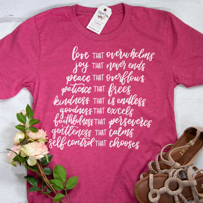 Fruit of the Spirit Unisex Shirt