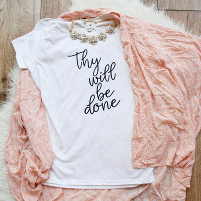 Thy Will Be Done Shirt-ellyandgrace