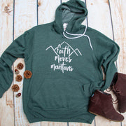 Faith Moves Mountains Hoodie-ellyandgrace