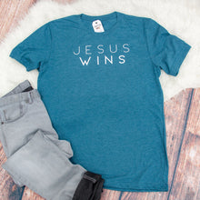 Jesus Wins Unisex Shirt