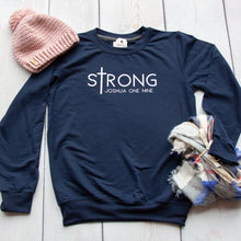 sTrong Sweatshirt-ellyandgrace