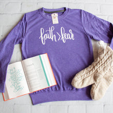 Faith Over Fear Sweatshirt-ellyandgrace