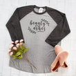 Beauty for Ashes Baseball Shirt-ellyandgrace