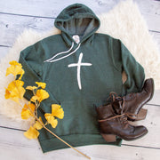 Cross Premium Fleece Hoodie