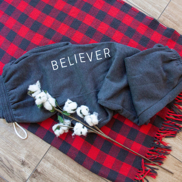Believer Premium Fleece Sweatpants