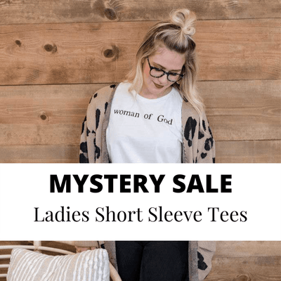 Ladies Short Sleeve Grab Bag