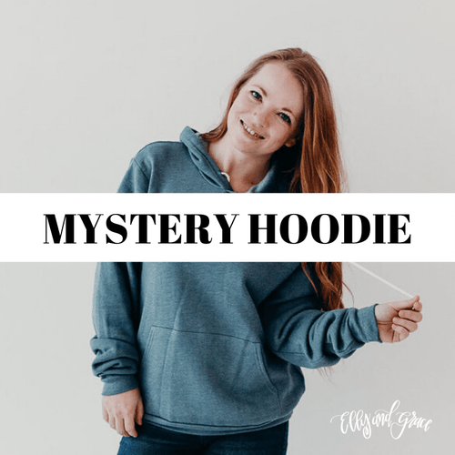 Mystery Hoodies & Zip Up's