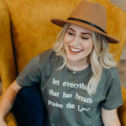 Let Everything that has Breath Unisex Shirt