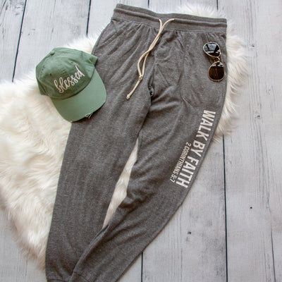 Walk by Faith Classic Joggers