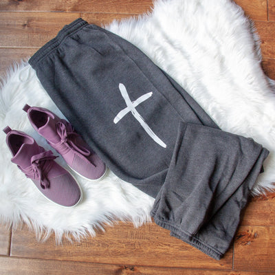 Cross Premium Fleece Sweatpants