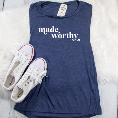 Made Worthy Ladies Muscle Tank