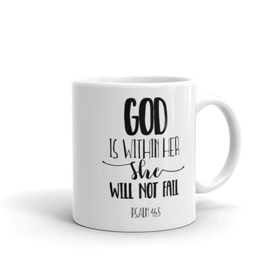 God is Within Her Mug-ellyandgrace