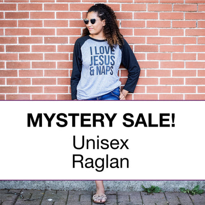 Unisex Raglan Surprise Sale Pack-ellyandgrace