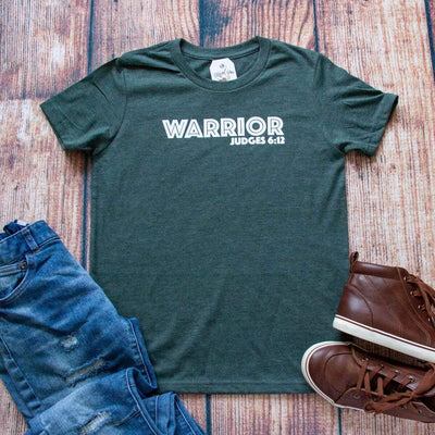 Warrior Unisex Youth Shirt