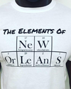 The Elements Of New Orleans T-Shirt - Box Of Care