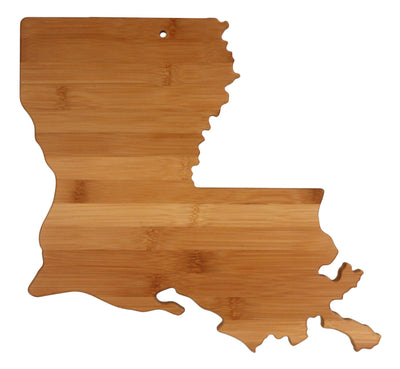 Louisiana cutting board