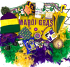 The Mardi Gras Extravaganza Box - Box Of Care