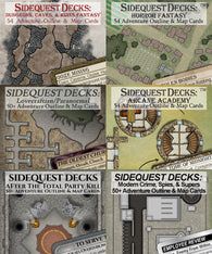 Sidequest & NPC Decks