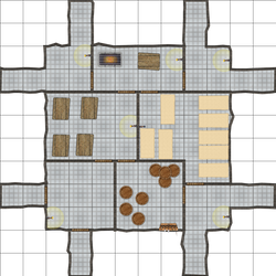 Dungeon/Battlemat License for Worldographer Software and Dungeonographer