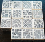 Bundle: DungeonMorph Dice City, Ruins & Villages Sets