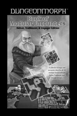 DungeonMorphs Book of Modular Encounters: Sample