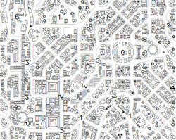 DungeonMorphs Cities, Villages, and Ruined Cities Font